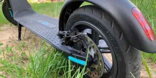 Weekend z Motus Scooty 8,5 Power. Recenzja wersji z turbo przyspieszeniem