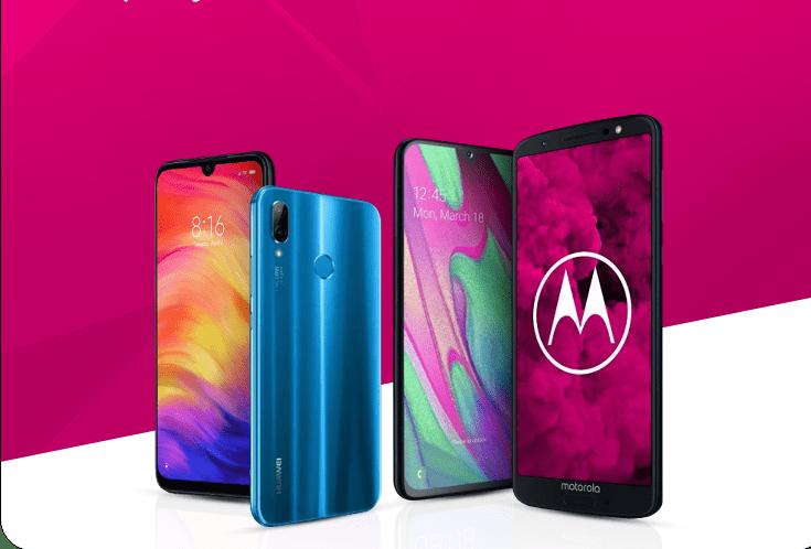 Kup smartfon w x-kom. Starter T-Mobile z darmowymi GB czeka