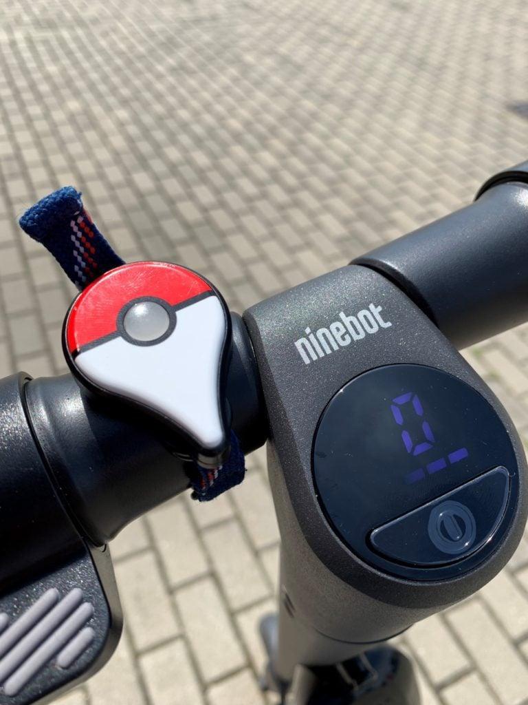 Ninebot by Segway KickScooter ES2 wyświetlacz i kierownica