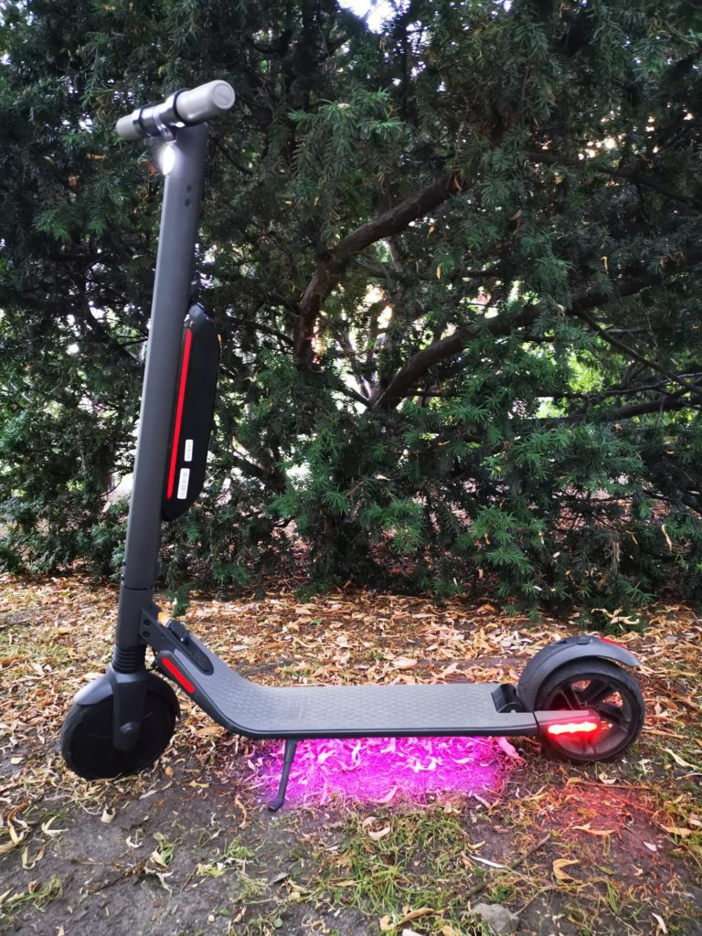 Ninebot by Segway KickScooter ES2 RGB LED