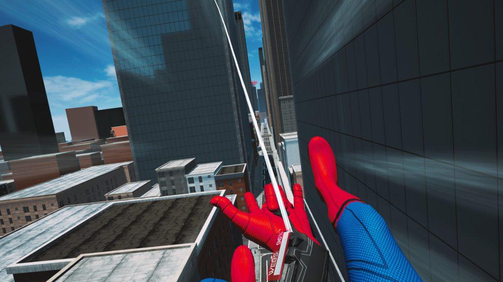spider-man na sieci