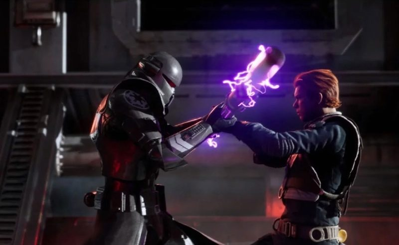 """""""Star Wars Jedi: Upadły Zakon"""" – EA pokazało nowy trailer i fragment gameplay'u. Moc jest silna?"""