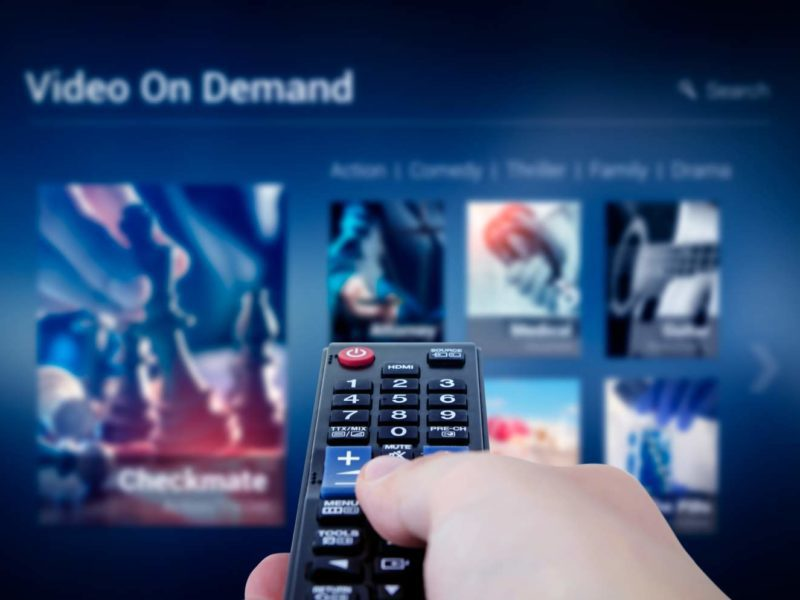 TOP 3 aplikacji VOD na telewizory