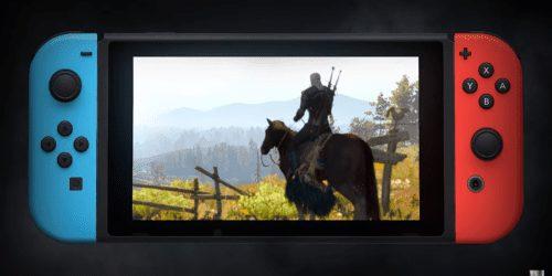 Wiedźmin 3 debiutuje na Switchu i zbiera dobre opinie wśród graczy