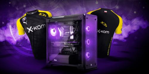 Poczuj się niczym zawodnicy x-kom AGO. Kup desktop G4M3R 600 i zgarnij unikatowe bonusy