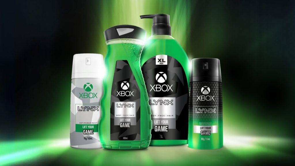 Seria kosmetyków Xbox Lynch