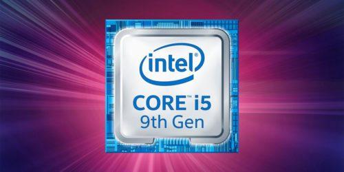 Tanie procesory do gier? Poznajcie Intel Core i3-9100F i Intel Core i5-9400F