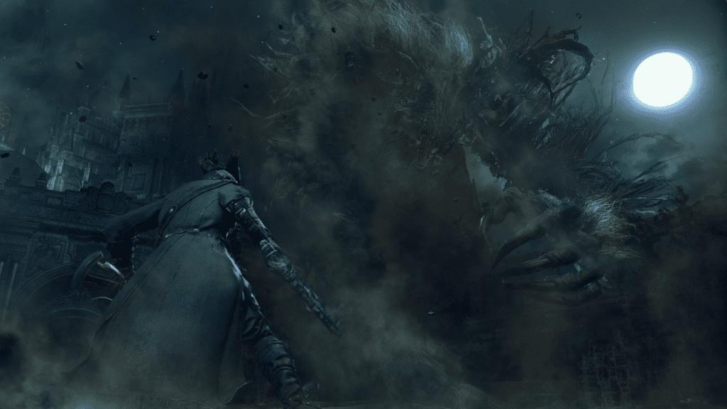 Bloodborne Bestia Kleryka
