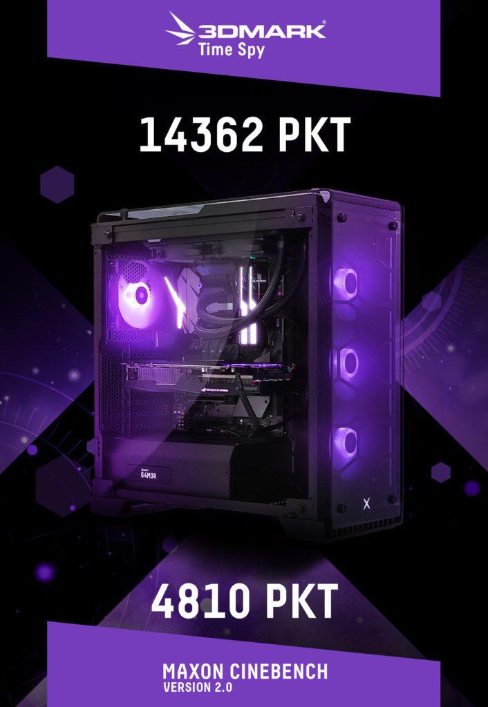 desktop x-kom G4M3R 600