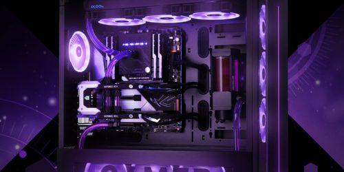 Desktopy x-kom G4M3R sprawdza benchmark 3DMark Time Spy