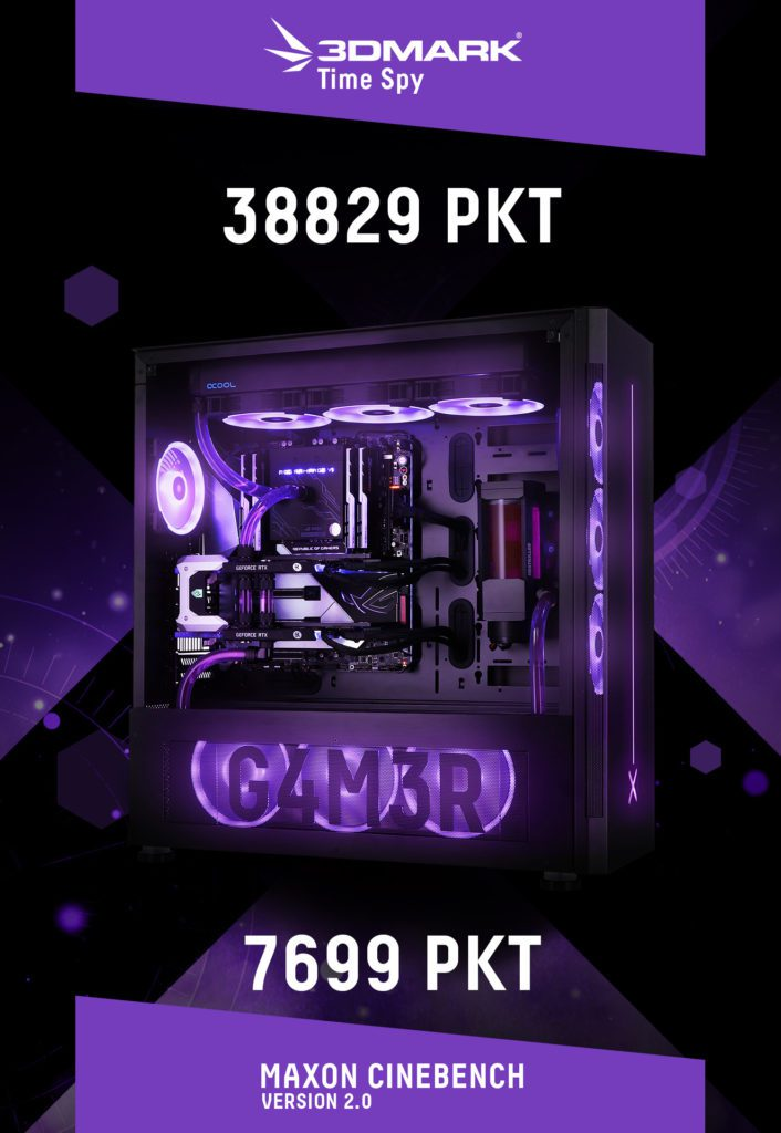 desktop x-kom G4M3R 700