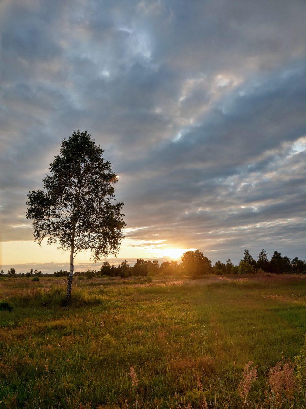 htc-u12-plus-zachód-słońca
