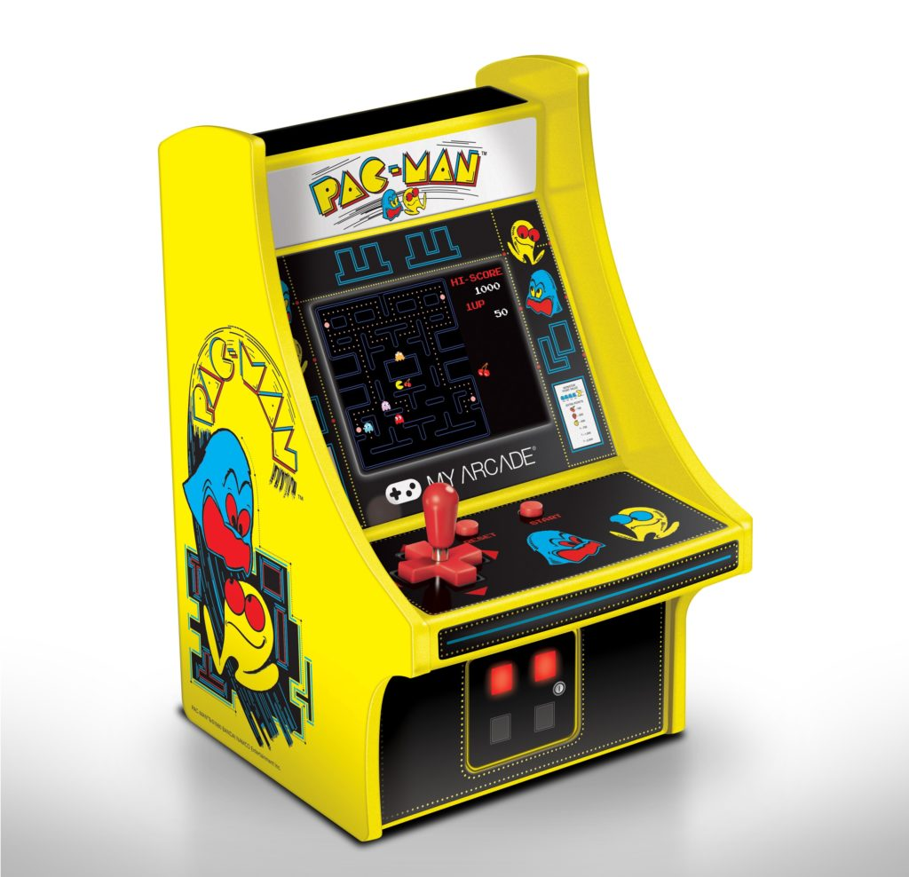 My Arcade Pac Man Machine