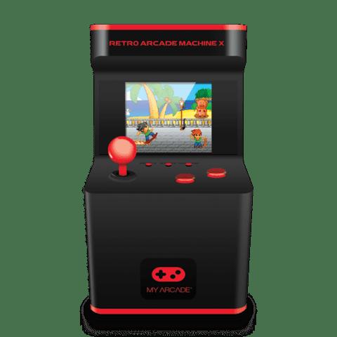 Retro-Arcade-