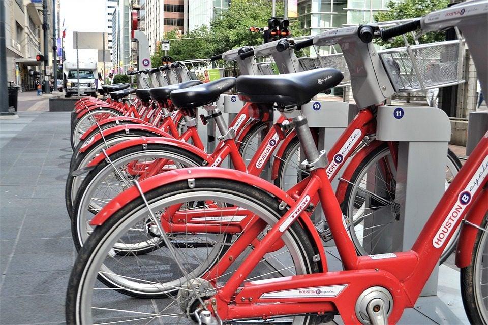 google maps rowery wypożyczenie