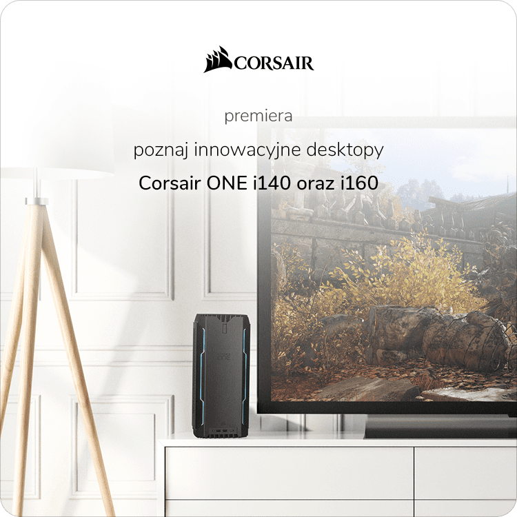Corsair One premiera