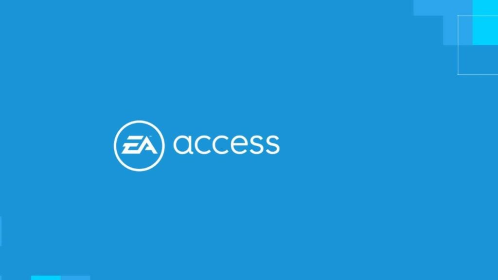EA Access na PlayStation 4