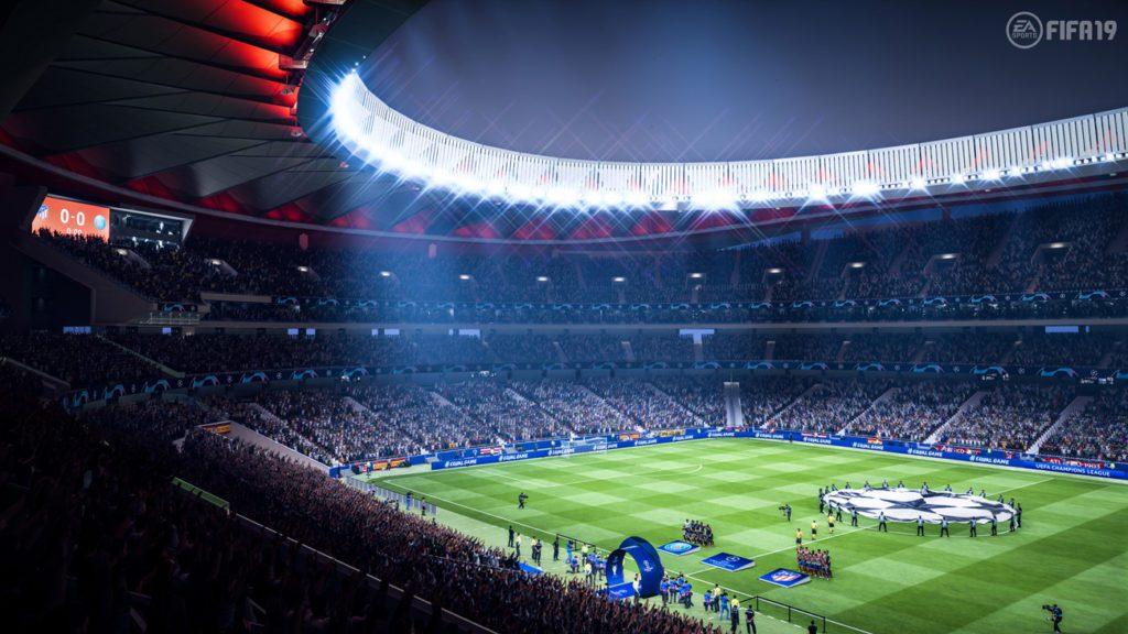Fifa 19 - stadion