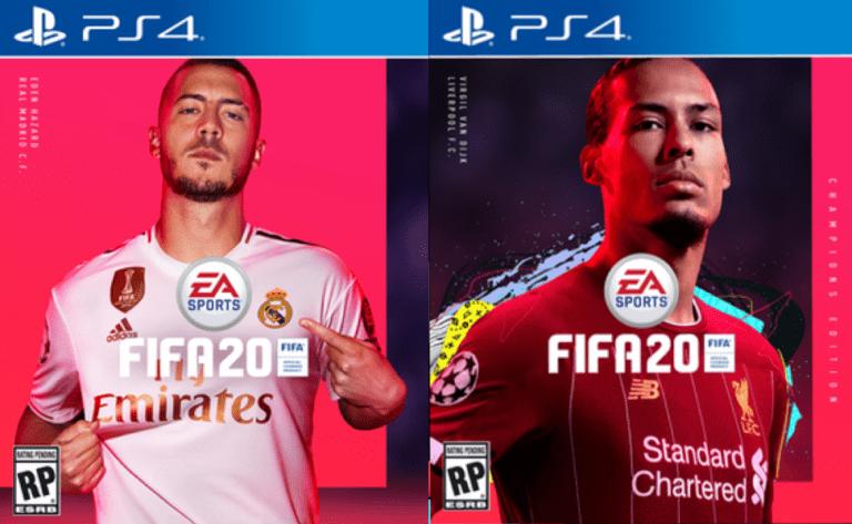 FIFA 20: poznaliśmy piłkarzy, którzy znajdą się na okładce, a także trzy nowe ikony, które trafią do FUT