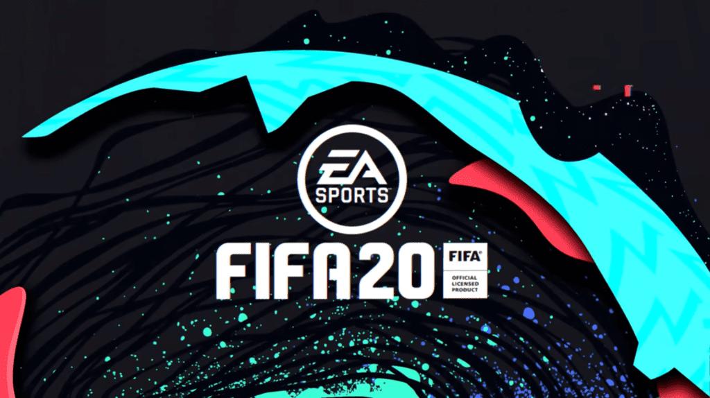 Fifa 20 logo gry
