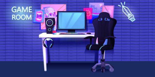 Fotel dla młodego gracza. Jaki powinien być?