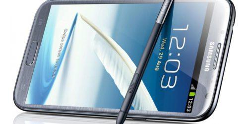 Samsung Galaxy Note II – większy i szybszy, ale czy lepszy?
