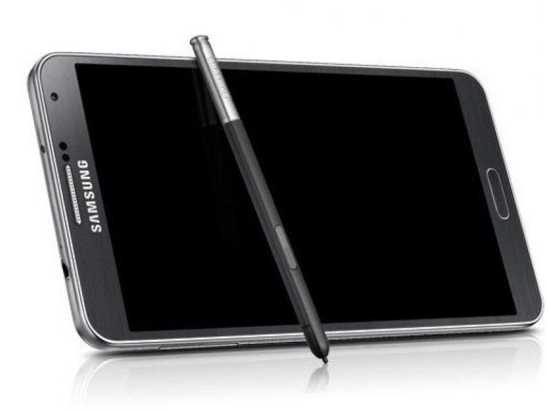 Samsung Galaxy Note 3 ekran z rysikiem S-Pen