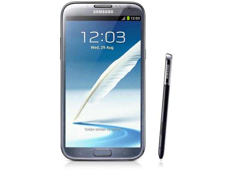 Smartfon Samsung Galaxy Note II