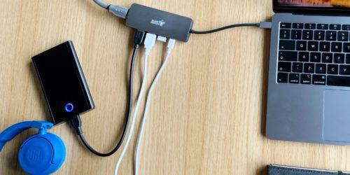 Sprawdzam HUB USB-C Silver Monkey. Recenzja dla Windows i macOS