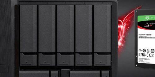Dyski SSD Seagate IronWolf 110 do serwerów NAS – dla biznesu i nie tylko