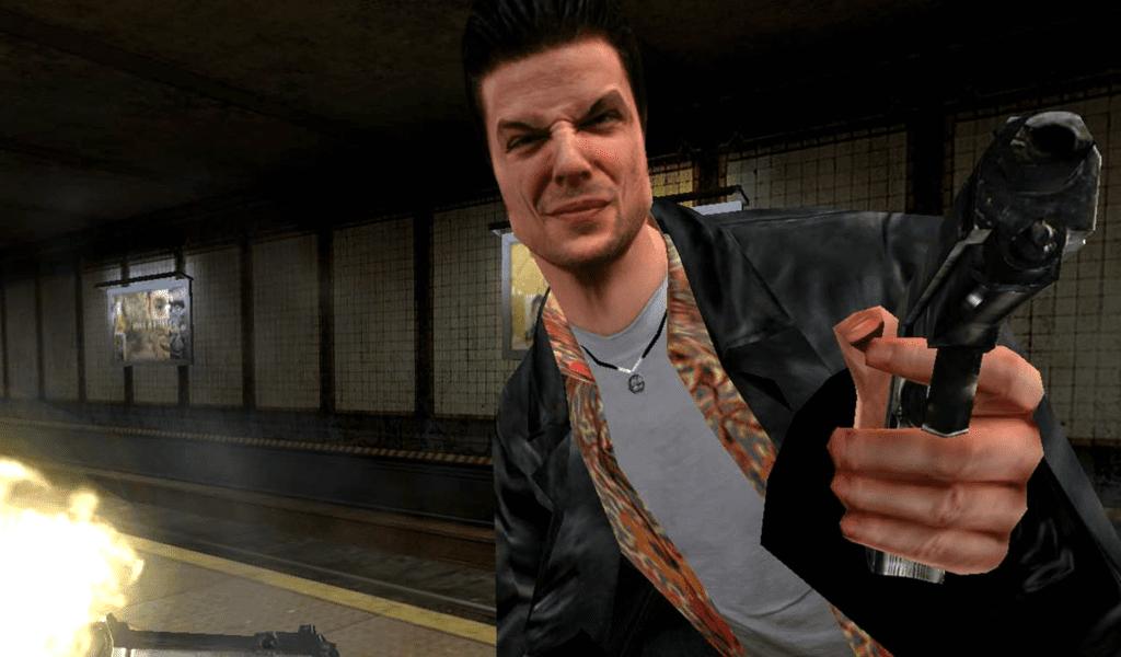 Max Payne 1 twarz