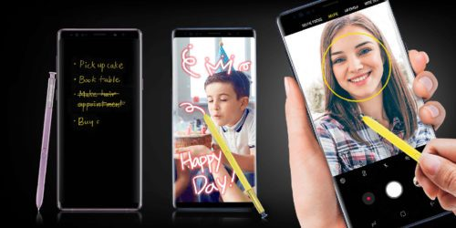 Samsung Galaxy Note – historia kosmicznie dobrych smartfonów