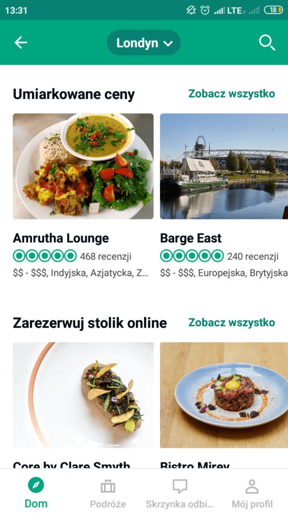 aplikacja turystyczna android ios