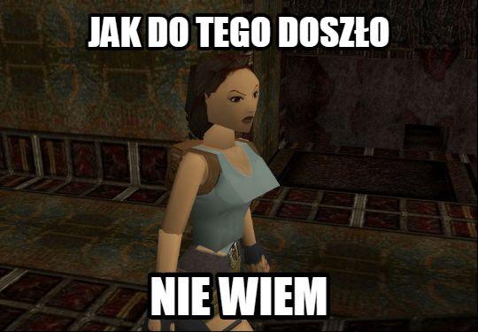 Tomb Raider 1 screenshot