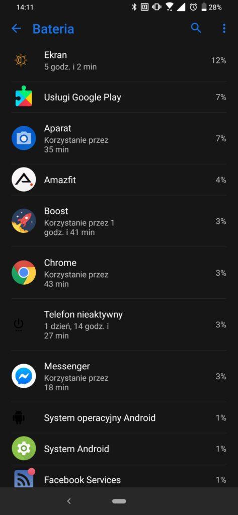 Asus Zenfone 6 wydajność baterii drugi wynik