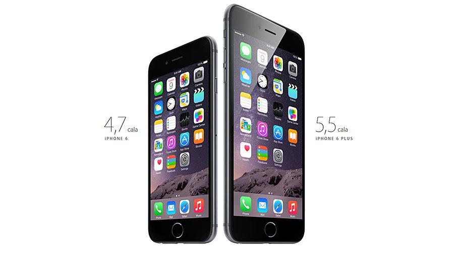 iPhone 6 | 6 Plus rozmiar