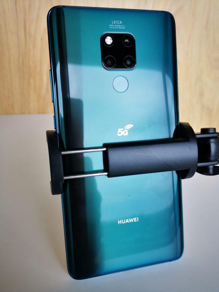 Huawei Mate 20x aparaty Leica