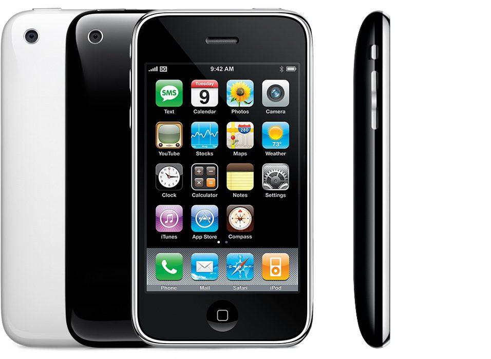 apple iphone 3 gs