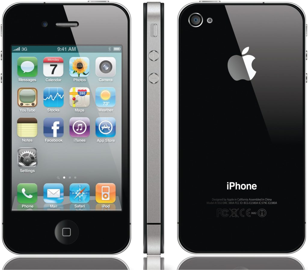 iphone 4 obudowa