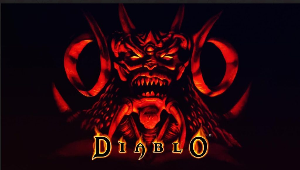 Oryginalne Diablo w przeglądarkach