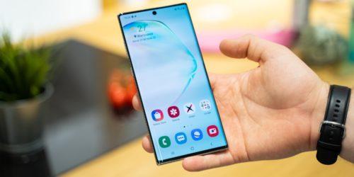 Samsung Galaxy Note 10 i 10 +. Jak wypadają na tle flagowych smartfonów z 2019 roku?
