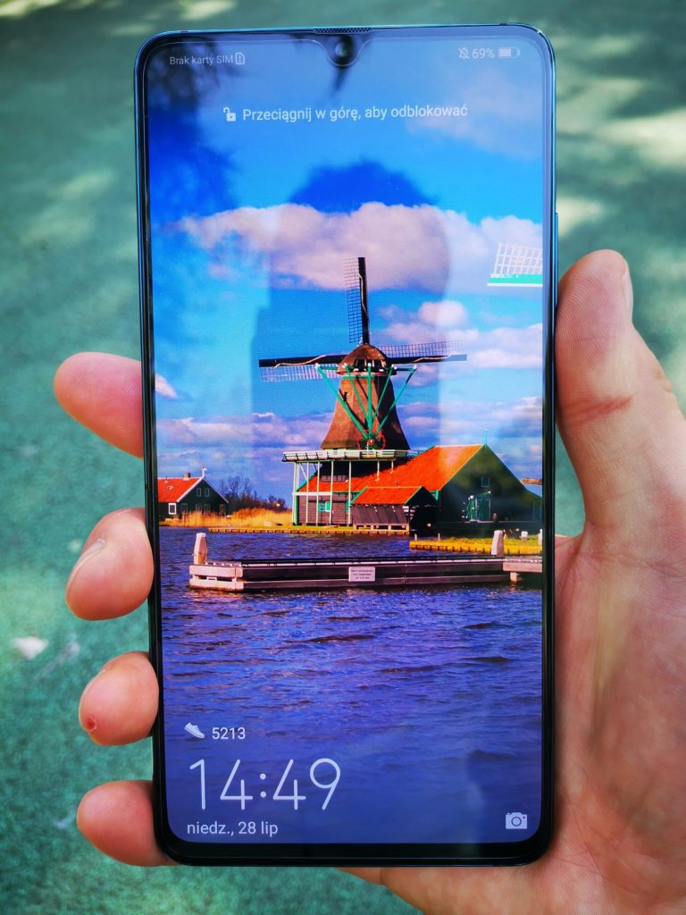 wyświetlacz Huawei Mate 20x 5G