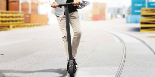 Segway KickScooter T60 — hulajnoga, która sama się porusza