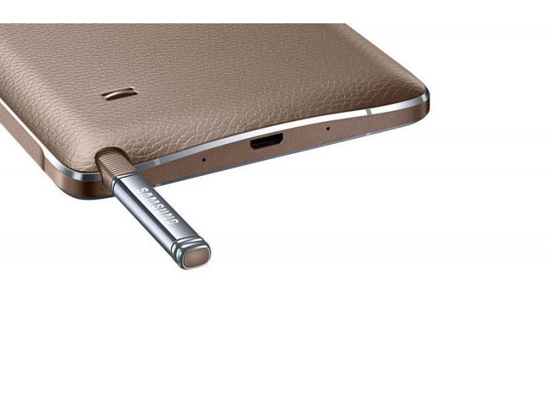Samsung Galaxy Note 4 wysik S-Pen