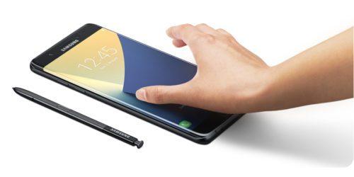 Samsung Galaxy Note 7. Ten z najgorętszą historią w serii