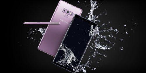 Samsung Galaxy Note 9. Flagowy olbrzym z fantastycznym aparatem
