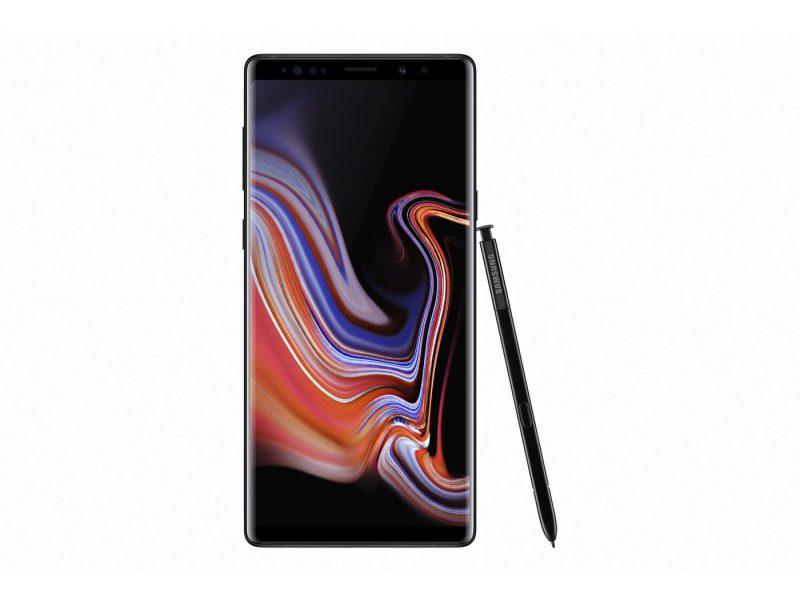 Samsung Galaxy Note 9 wyświetlacz sAMOLED