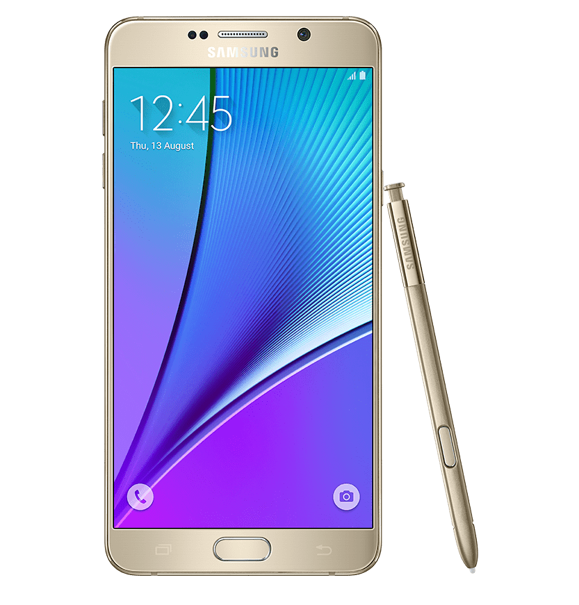 Samsung Galaxy Note 5 matryca Super Amoled
