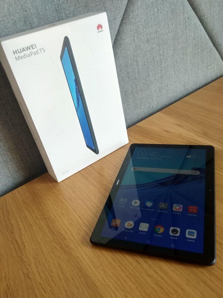 Huawei MediaPad T5 10 LTE Kirin659/2GB/16GB/8.0 czarny