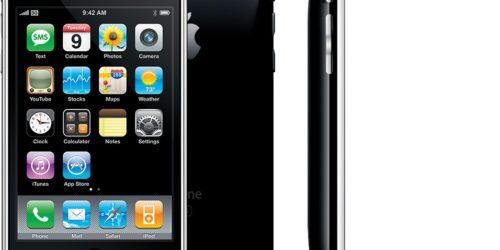 iPhone 3G. Dwa razy szybciej w porównaniu do poprzednika